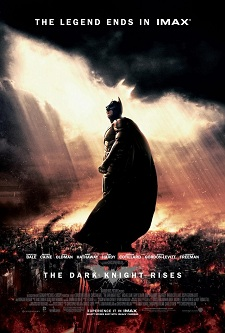 8. The Dark Knight Rises