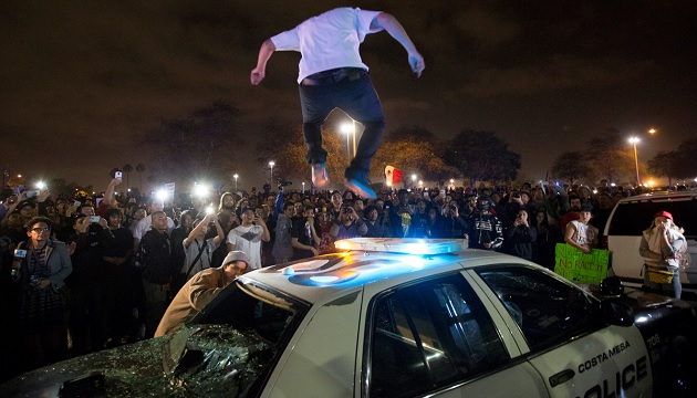 Trump Rally Violence